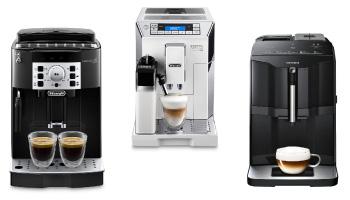 Test automatických kávovarů