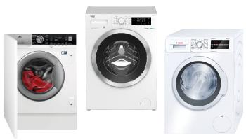 Test automatických praček