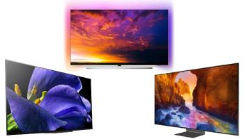 Test OLED a LCD televizorů