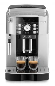 Recenze a test DeLonghi ECAM 21.117 SB Magnifica ( Kávovary - automatické )