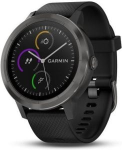 Recenze a test Garmin vivoActive 3 ( Chytré hodinky )
