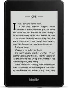 Recenze a test Amazon Kindle Paperwhite 4 ( Čtečky elektronických knih )