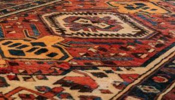 Starý koberec