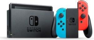 Recenze a test Nintendo Switch ( Herní konzole )