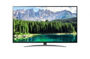 Recenze a test LG 55SM8600 ( Televize )