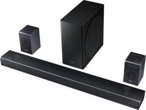 Recenze a test Samsung HW-Q90R ( Soundbary )