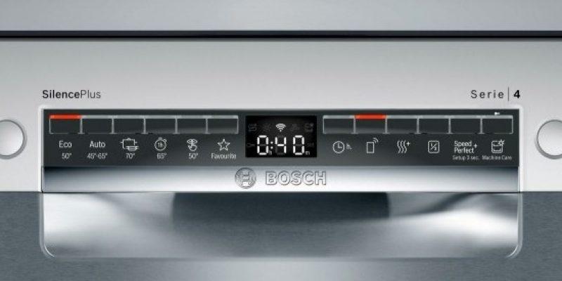 Recenze Bosch SMS4HVI33E