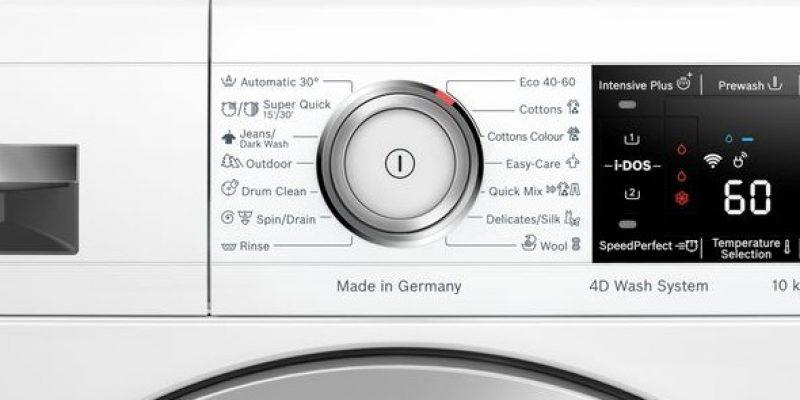 Recenze Bosch WAX32KH2BY