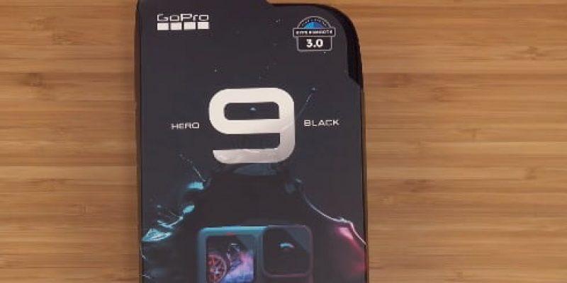 Recenze GoPro HERO 9 Black edition