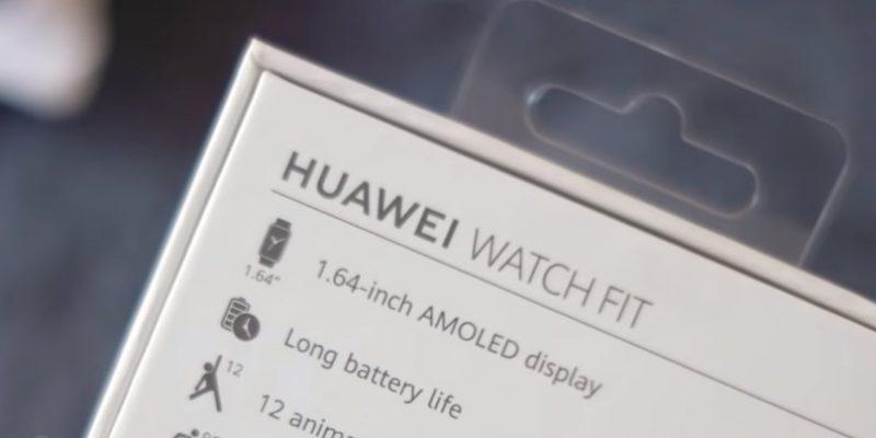 Recenze Huawei Watch Fit