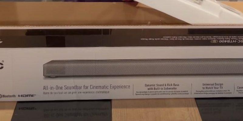 Recenze Panasonic SC-HTB400EGK