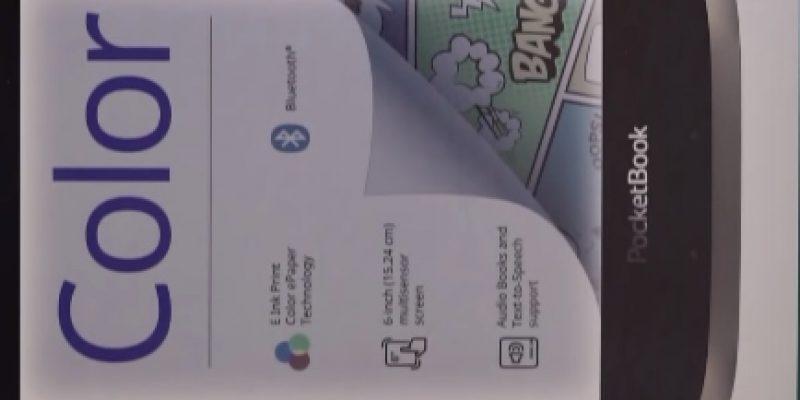 Recenze Pocketbook 633 Color