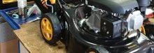 Recenze benzínové sekačky Riwall RPM 4234 P