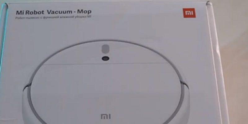 Recenze Xiaomi Mi Robot Vacuum Mop 1C