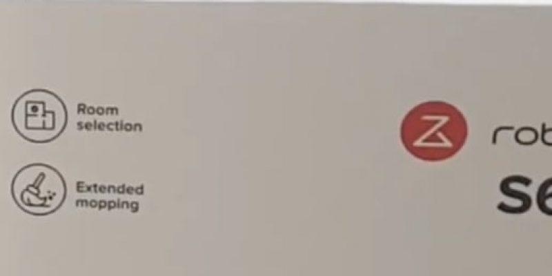 Recenze robotického vysavače Xiaomi Roborock S6 Pure