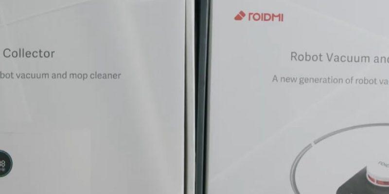 Recenze robotického vysavače Xiaomi Roidmi EVE Plus