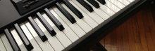 Jak vybrat digitální piano pro začátečníky