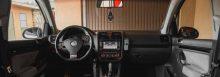 Čištění interiéru vozidla