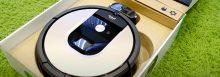 Recenze iRobot Roomba 976