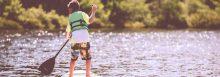 Jak vybrat paddleboard + Recenze