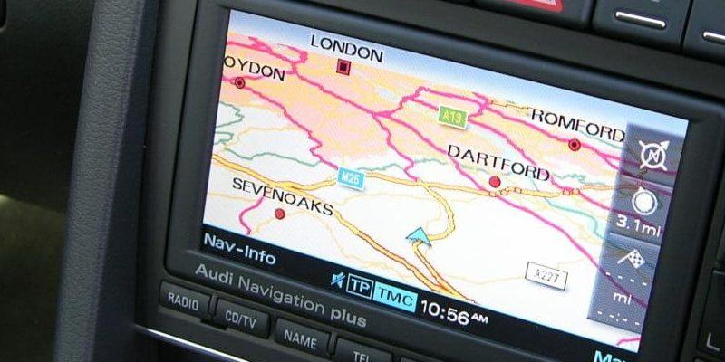 Nejlepší navigace do auta i na kolo