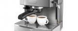 Test pákových kávovarů na espresso