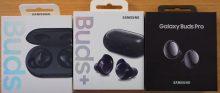 Samsung Galaxy Buds (Buds+, Buds Pro, Buds Live) velké srovnání + recenze