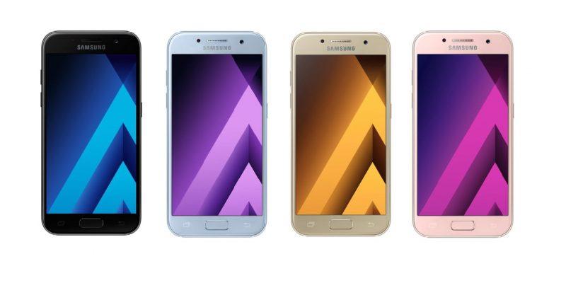 Recenze Samsung Galaxy A3 2017