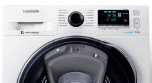 Samsung WW80K6414QW a WW 90K6414QW recenze pračky s AddWash a BubbleSoak
