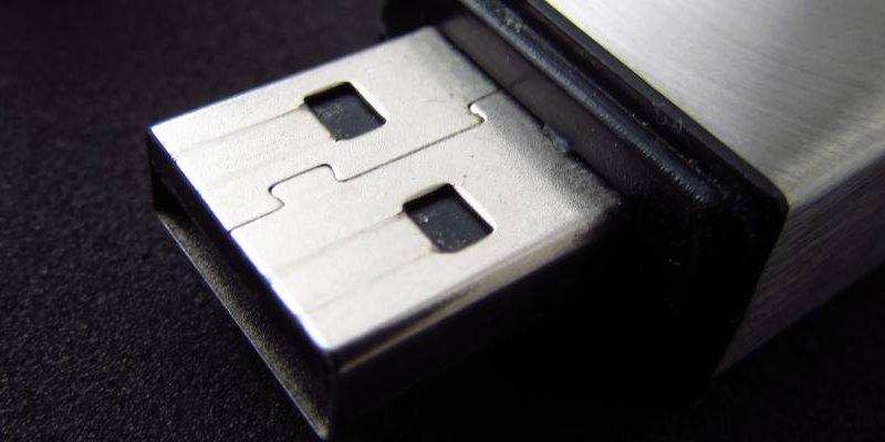 Jak vybrat flash disk
