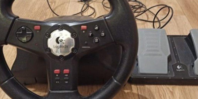 Jak vybrat herní volant