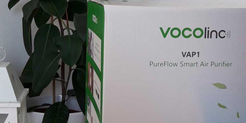 Recenze čističky vzduchu VOCOlinc VAP1