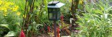 Jak vybrat zahradní lampu nebo zahradní osvětlení